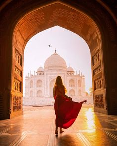Every tourist coming to India has a dream to visit Tajmahal, one of the seven wonders in the world. On an average tourists daily visit… Agra, Taj Mahal, Places To Travel, Places To Visit, Travel Photographer, India Travel, Amazing Destinations, Travel Around, Travel Inspiration