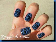 Отеле raggio ди Луна ногти: июль 2015