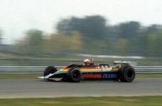 #22 Marc Surer (Swi) - Ensign N179 (Ford Cosworth V8) non qualified Team Ensign