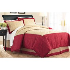Better Home And Gardens Regent 7 Piece Bedding Comforter Set Master Bedroom