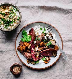 potato salad 💓 Kung Pao Chicken, Potato Salad, Potatoes, Photo And Video, Ethnic Recipes, Instagram, Food, Recipes, Fresh