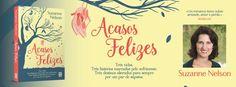 Sinfonia dos Livros: Novidade Topseller | Acasos Felizes | Suzanne Nels...