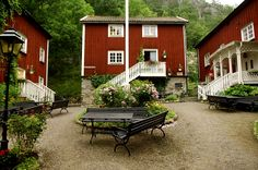 Swedish homes and garden