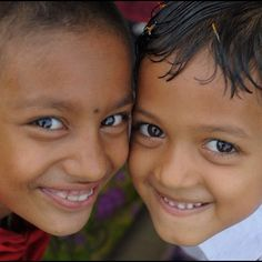They don't come much more enchanting than these two. -Bangladesh