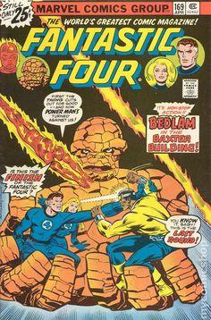 Fantastic Four (1961 1st Series) 169