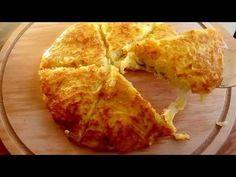 Pazar Kahvaltıları İçin Tavada Patates Böreği - YouTube
