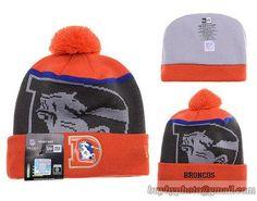 meet ff243 a35f6 NFL Denver Broncos Beanies Knit Hats Caps Collection Team Pop Fashion Warm  Winter Caps Knit Hats
