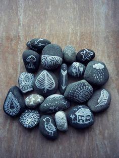 Divination Stones