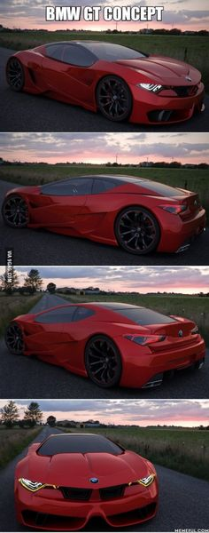 I'm not a BMW fan, but this car make me lose my straight thinking...