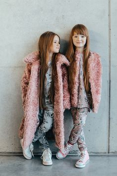 HEBE - Inspired by Northern nature and weather Little Girl Fashion, Kids Fashion, Edgy Kid, Outfits Niños, Winter Kids, Fall Winter, Fashion Moda, Fashion 2016, Cute Outfits For Kids