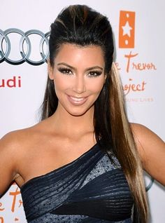 Kim Kardashian | ♥ her Highlights