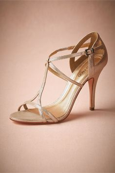 Addison Heels in Shoes & Accessories Shoes at BHLDN - repinned by Southern California wedding minister https://OfficiantGuy.com
