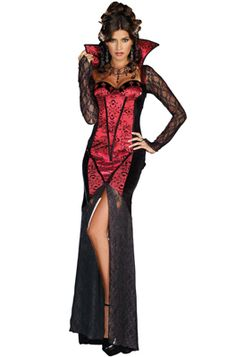 Just One Bite Female Adult Costume #Halloween #costumes #vampires