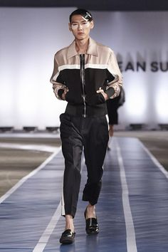 Sean Suen Spring/Summer 2015 Men