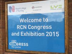 #RCN15 - Twitter Search