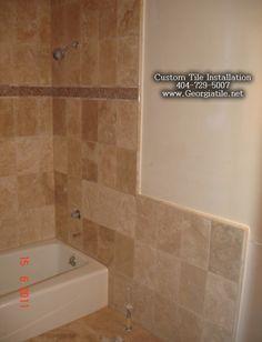 Travertine Shower Ideas travertine+shower+pictures | tub shower travertine shower ideas