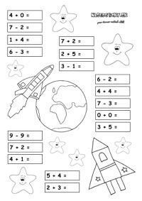 Pracovné listy z matematiky - prváci - Nasedeticky.sk Word Search, Diagram, Math, Words, Google, Activities, First Grade, Math Resources, Horse