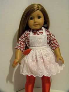 Lots of ideas for doll clothes. #American_Girl