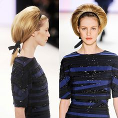 Trend Suggest by Vinegar: BOUFFANT