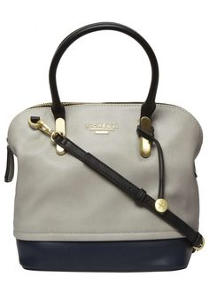Photo 1 of Fiorelli navy mix Emme slouch bag