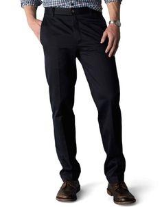 Dockers Men's Signature Khaki D1 Slim Fit Flat Front Pant, Navy, 28X28 Dockers http://www.amazon.com/dp/B003G2Z7B6/ref=cm_sw_r_pi_dp_FwJEub0P29VGW
