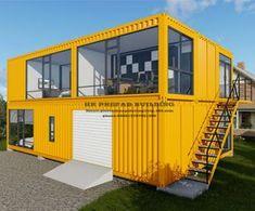 Модульний префікс / збірний контейнерний дім. - Китайський контейнерний дім, модульний будинок | Made-in-China.com