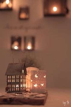 Christmas lights and LED fairy lights for indoor use – Lighting 2020 Cute Wallpaper Backgrounds, Pretty Wallpapers, Love Wallpaper, Screen Wallpaper, Candle Lanterns, Candles, Candle Lighting, Miniature Photography, Beautiful Nature Wallpaper