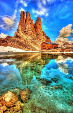 36 Most Amazing Places to Visit Before You Die [King Laurinos Towers, Dolomites, Italy] Wonderful Places, Great Places, Beautiful Places, Amazing Places, Beautiful Pictures, Cool Places To Visit, Places To Travel, Travel Destinations, Places Around The World