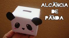 Haz tu propia Alcancia de Panda (super fácil)