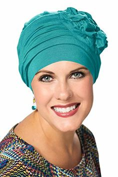 Bamboo Cuddle Cloche Hat for Women by Cardani - Chemo a090f937ae44