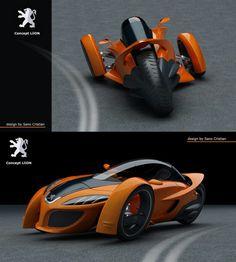 Peugeot LiIon