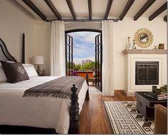 Rosewood Hotel room, San Miguel