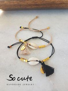 Handmade Jewelry Designers Sterling Silver like Jewellery Design Design till Jewellery Making Online Shop Summer Bracelets, Cute Bracelets, Summer Jewelry, Handmade Bracelets, Jewelry Bracelets, Handmade Jewelry, Diy Jewelry, Bead Jewellery, Metal Jewelry