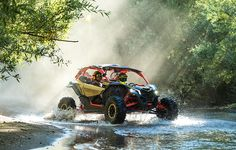 The Can-Am Maverick X3 Off-Roader Convinced Me 'Street Legal' Is Overrated