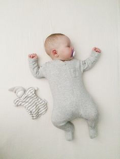 sleeping baby newborn