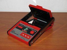 nintendo game & watch panorama screen mario bombs away Nintendo Games, Nintendo Consoles, Game & Watch, Retro Video Games, 3d Character, Arcade, Tabletop, Nerdy, Mario