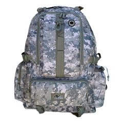 21' 2800cu. in. Great Hunting Camping Hiking Backpack DP021 DM DIGITAL CAMOUFLAGE >>> Check out this great product.