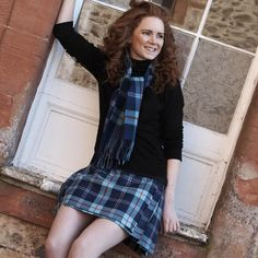 Classic Scottish style the Mini Kilt is one of those lifetime investments