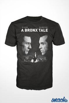 A Bronx Tale Movie TShirt classic 90s mafia film tee by GetSnacks, $16.99