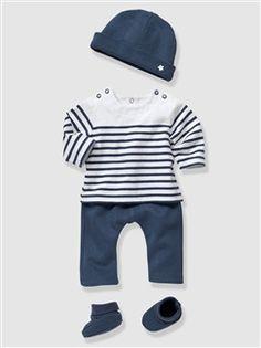 46e31a1c442fd Ensemble bébé fille   garçon Naissance fille 0-18 mois - Vêtements bébés