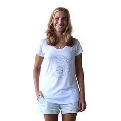 Zealous Signature Tshirt white