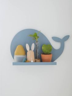 Nurseries, Floating Shelves, Kids Room, Girly, Diy Projects, Wall Decor, Photos, Home Decor, Babies Rooms
