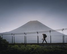 Day The last few days mount Fuji was our companion on our journey. But now we have left him. Once again a nice view on this scenic mountain . Landscape Photography, Travel Photography, Mount Fuji, G Adventures, Nice View, Wilderness, Wanderlust, Hiking, Journey