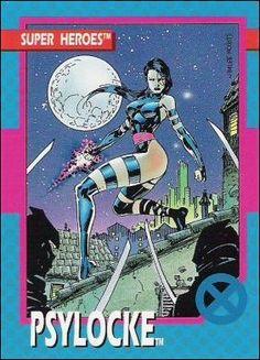 Psylocke (92')