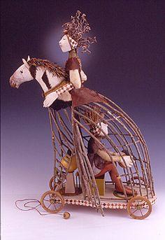 Twig Horse - Akira Studios