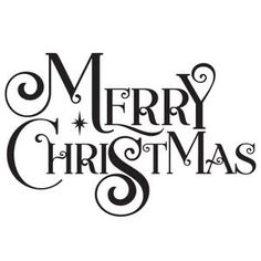 Silhouette Design Store - Product ID Christmas Stencils, Christmas Vinyl, Christmas Projects, Christmas Holiday, Christmas Design, Merry Christmas Quotes, Merry Christmas Drawing, Vintage Merry Christmas, Christmas Sayings And Quotes