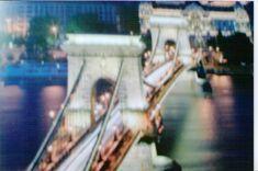 Lanz Hid my favourite bridge in Budapest