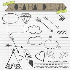 FREE DOODLES CLIPART