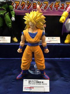 ToyzMag.com » Majin Buu et Son Goku SSJ3 prochaine Figure-rise Standard Dragon Ball Z