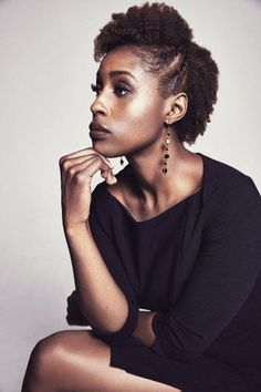 Image result for issa rae hairstyles